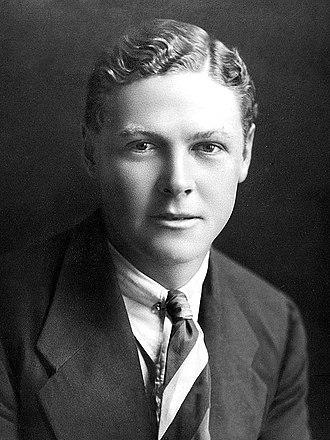 Percy Chapman - Chapman c. 1920