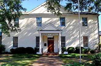 Perquimans County, North Carolina - Image: Perquimans County Courthouse, Hertford, North Carolina