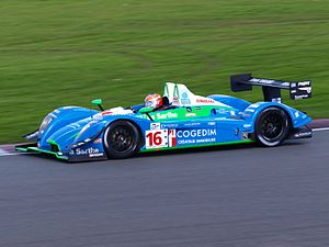 Pescarolo Sport - A Pescarolo 01-Judd used by Pescarolo Sport in the Le Mans Series