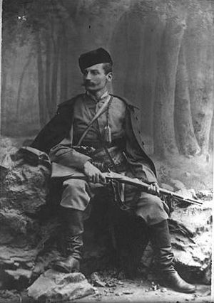 Herzegovina uprising (1875–77) - Prince Peter used surname Mrkonjić during uprising.