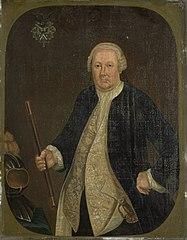 Petrus Albertus van der Parra (1714-75). Gouverneur-generaal (1761-75)