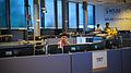 PhD student Evgeny Soldatov in ATLAS control room at CERN.jpg