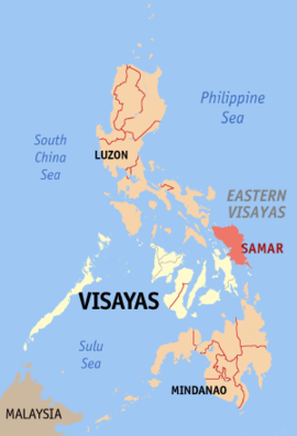 Ph locator map samar island.png
