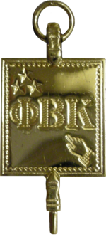 Image illustrative de l'article Phi Beta Kappa