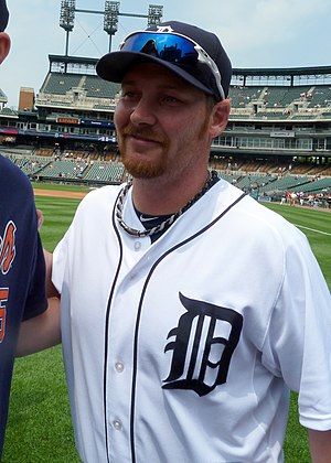 Phil Coke - Coke with the Detroit Tigers in 2013