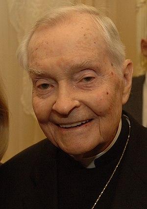Philip Hannan - Archbishop Hannan in his late years