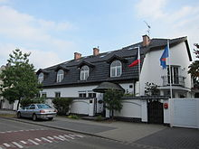 Embassy of the Philippines, Warsaw - Wikipedia