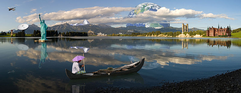 ملف:Photomontage (Forggensee Panorama).jpg