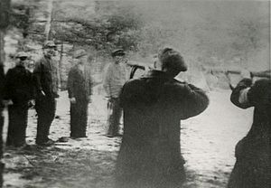 Albert Forster - Mass execution in Piaśnica