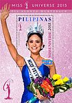 Pia Wurtzbach 2016 stampsheet of the Philippines 2.jpg