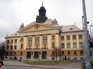 Secondary school - Piarist Secondary School in Kecskemét, Hungary
