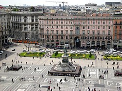 Image illustrative de l'article Piazza del Duomo (Milan)