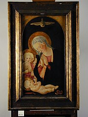 Madonna and Child with the Infant St. John the Baptist and Angels