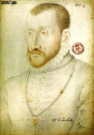 Pierre de Bourdeille, seigneur de Brantôme - Pierre de Bourdeille, seigneur de Brantôme.
