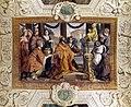 Pietro da Cortona, il gobbo dei carracci (Pietro Paolo Bonzi) e paul bril, galleria con storie di Salomone e della regina di saba, 1615-20 ca. 04,2.jpg