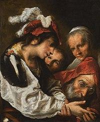 Pietro della Vecchia - The palm reader.jpg