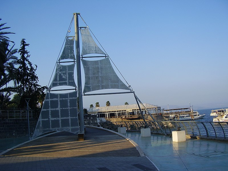 ספינת האם בטבריה