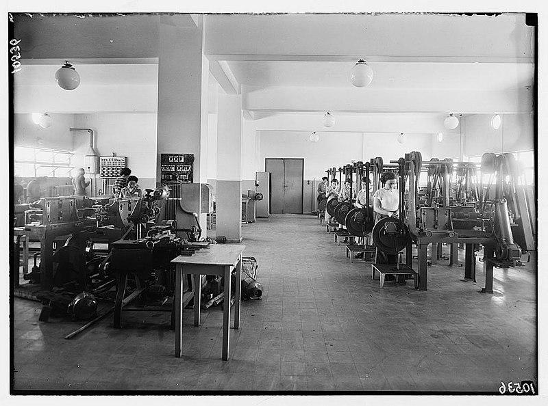 במפעל לסכיני גילוח אוקבה