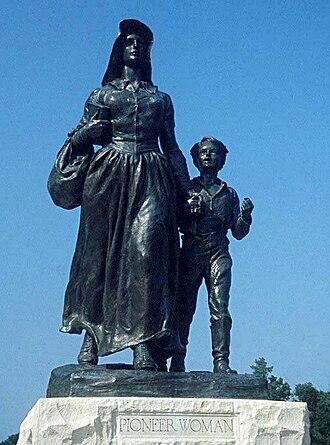 Pioneer Woman - Image: Pioneer 2
