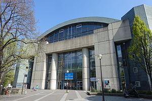 List of swimming pools in paris wikimedia commons for Piscine vallerey