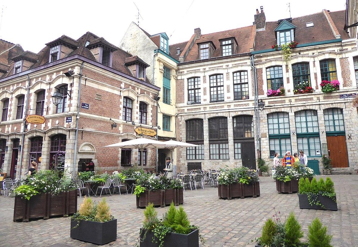 Place aux oignons wikip dia - Salon de la gastronomie lille ...