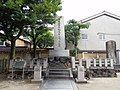 Place of Nawa Nagatoshi's death in battle.jpg