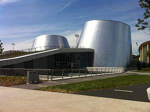Rio Tinto Alcan Planetarium - Image: Planetarium Rio Tinto