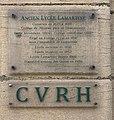 Plaque CVRH et ancien lycée Lamartine (Mâcon).jpg