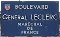 Plaque boulevard Leclerc Mâcon 1.jpg