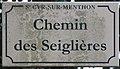 Plaque chemin Seiglières St Cyr Menthon 2.jpg