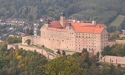 Plassenburg, Kulmbach from Rehturm.jpg