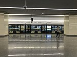 Platform of Hongqiao Railway Station (Line 17).jpg