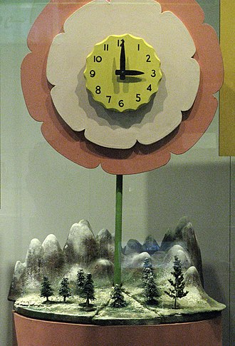Play School (Australian TV series) - Flower clock