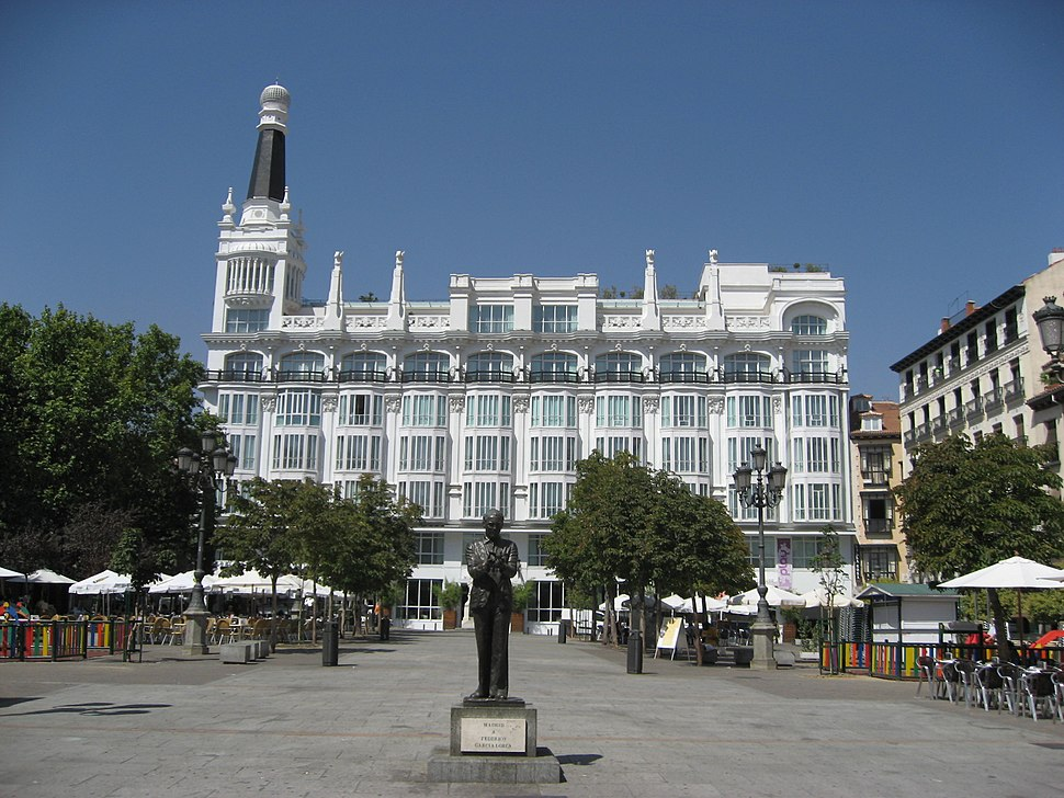Plaza de Santa Ana Madrid 6