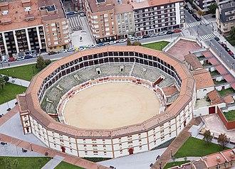 Plaza de Toros de El Bibio - Image: Plaza de Toros del Bibio
