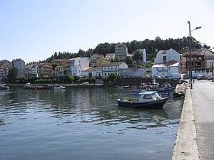 Camariñas - Fishing harbor, Camariñas