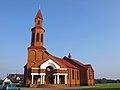 Podlaskie - Wysokie Mazowieckie - Wysokie Mazowieckie - Wspólna 1A - Kościół PiP 20110827 04.JPG
