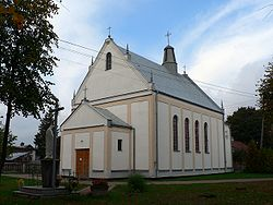 Czeremcha Roman Catholic church