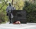 Pomnik Wojciecha Korfantego w Warszawie 2020.jpg