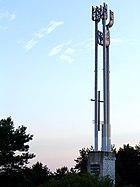 Pomnik w Dolinie Smierci