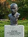 Popiersie Igor Strawiński ssj 20060914.jpg