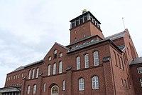 Porjus gamla kraftverk , Laponia Porten.JPG