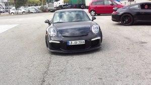 File:Porsche 991 GT3 development mules in L'Ametlla del Vallés.ogv