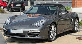 overview - Porsche Spyder 2012
