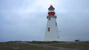 Port au Choix - Port aux Choix lighthouse