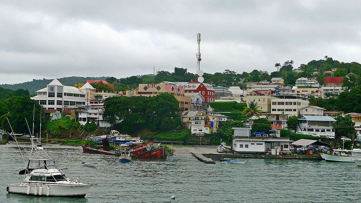 Glasbodenboot Scarborough Tobago