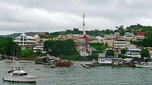 Scarborough, Tobago - Port of Scarborough