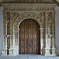 Portada de la capilla del Colegio de Fonseca (Salamanca).jpg