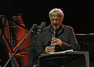 Michel Portal Musical artist