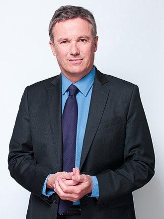 Nicolas Dupont-Aignan - Portrait for the 2012 presidential election